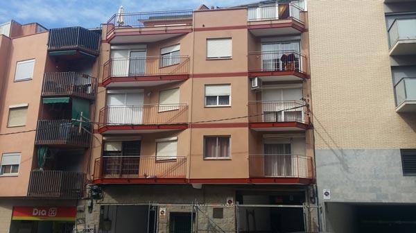 AVDA CATALUÑA 51, SANTA COLOMA DE GRAMANET FACHADA PRINCIPAL(AFTER)