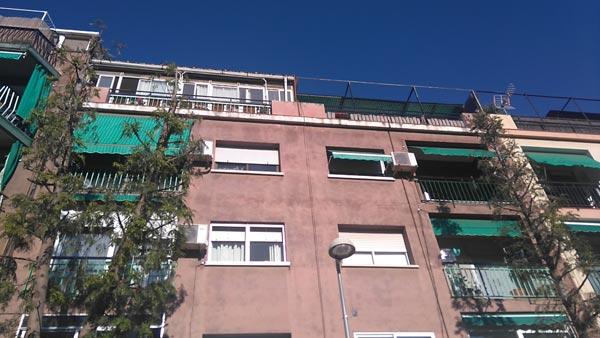 ENRIQUE GRANADOS 14, SANTA COLOMA DE GRAMANET (BEFORE)