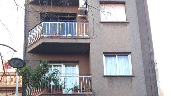 PAU CLARIS 42, SANTACOLOMA DE GRAMANET (BEFORE)